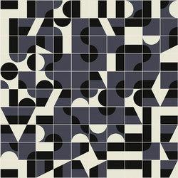 Puzzle Schema 4 pattern | Keramik Fliesen | Ceramiche Mutina