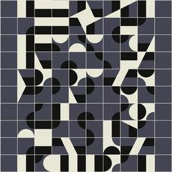 Puzzle Schema 5 pattern | Floor tiles | Ceramiche Mutina