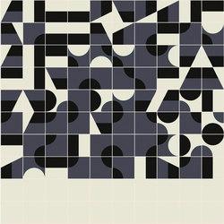 Puzzle Schema 6 pattern | Carrelage pour sol | Ceramiche Mutina