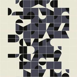 Puzzle Schema 8 pattern | Keramik Fliesen | Ceramiche Mutina