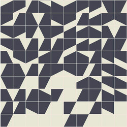 Puzzle Schema 10 edge | Piastrelle ceramica | Ceramiche Mutina