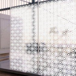 3D Circles Screen | Wall partition systems | Yellow Goat Design