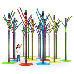 Donut Tree HPL | Play furniture | Yellow Goat Design