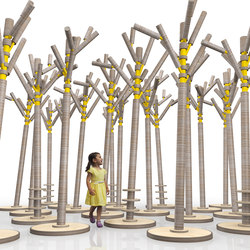 Donut Tree | Play furniture | Yellow Goat Design
