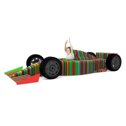 F1 Car | Play furniture | Yellow Goat Design