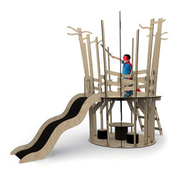 Fort Louise | Play furniture | Yellow Goat Design