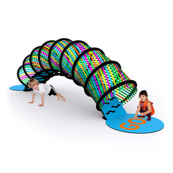 Go! Rainbow Slide | Play furniture | Yellow Goat Design