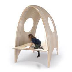 Good Egg Playhouse | Mobili giocattolo | Yellow Goat Design