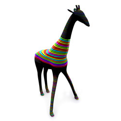 Jilly The Giraffe | Play furniture | Yellow Goat Design