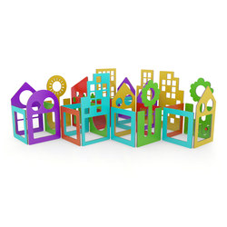 Metro Maze | Play furniture | Yellow Goat Design
