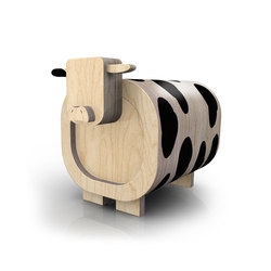 Pat | Kids stools | Yellow Goat Design