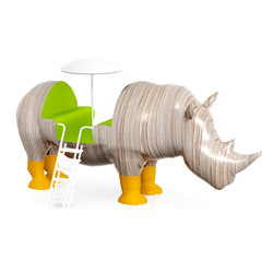 Robbie | Play furniture | Yellow Goat Design