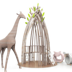 Treehouse | Play furniture | Yellow Goat Design