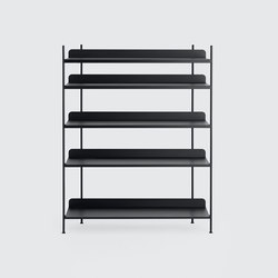 Compile Shelving System | Office shelving systems | Muuto