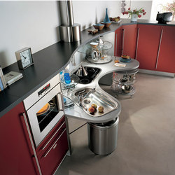 Skyline | Fitted kitchens | Snaidero