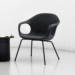 Elephant Lounge Chair | Poltrone lounge | Kristalia