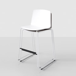 Rama Stool | Bar stools | Kristalia