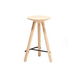 Luco | beech stool 60 | Ottomans | Mobles 114