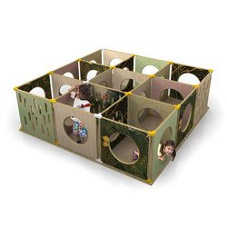 The Maze | Play furniture | Yellow Goat Design