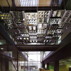 Cirrus D-Dot | Suspended ceilings | Yellow Goat Design