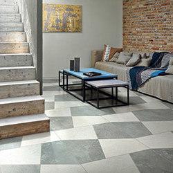 Pietre/3 Limestone White/Ash | Floor tiles | Casa dolce casa by Florim