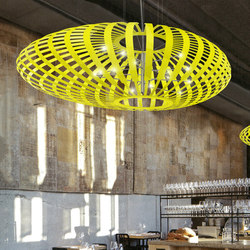 Noodle   Suspended lights   Yellow Goat Design