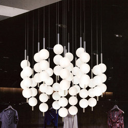 Pallone | Suspended lights | Yellow Goat Design