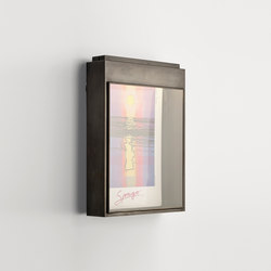 Menubox | Wall lights in metal | Tekna