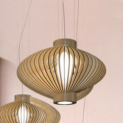 Pirouette | Suspended lights | Yellow Goat Design