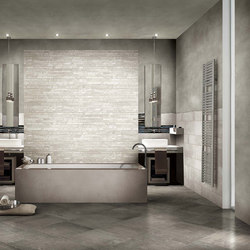 Contemporary Stone White/Taupe | Carrelages | Cerim by Florim