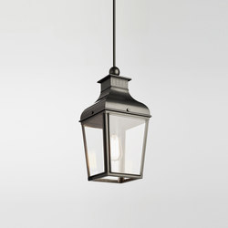 Montrose Small Pendant-C | Suspended lights | Tekna