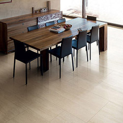 Timeless Travertino Lucido | Carrelage pour sol | Cerim by Florim