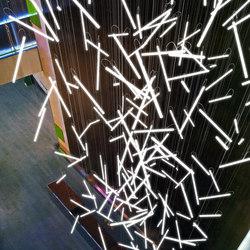 Stikk | Suspended lights | Yellow Goat Design