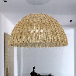 Thatch Vert | Éclairage général | Yellow Goat Design
