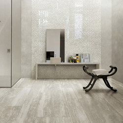 Travertino Beige Matte | Ceramic tiles | Rex Ceramiche Artistiche by Florim