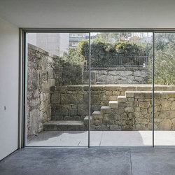 Doorstep level with the floor | Ventanales | OTIIMA