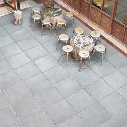 Visions Silver Outdoor | Carrelages | Rex Ceramiche Artistiche by Florim