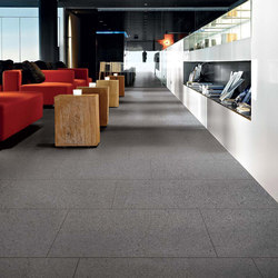 Build Coal GG naturale/matte | Baldosas de suelo | Floor Gres by Florim