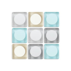 Aperture | f/22 Mix | Glass mosaics | Interstyle Ceramic & Glass