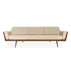 Rail Back Sofa | Lounge sofas | Smilow Design