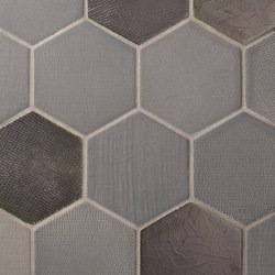 Textured Shapes | Carrelage céramique | Pratt & Larson Ceramics