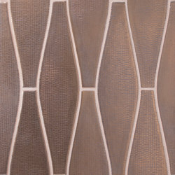 New Textured Shapes | Baldosas | Pratt & Larson Ceramics