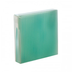 Ribbon | Aqua | Decorative glass | Interstyle Ceramic & Glass
