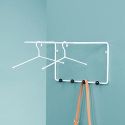 Mixrack Coat Rack M | Built-in wardrobes | Showroom Finland Oy