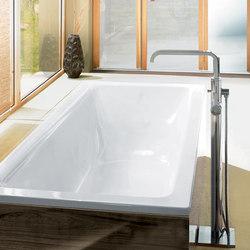 Allure Floor Mounted Tub Filler | Rubinetteria per vasche da bagno | Grohe USA