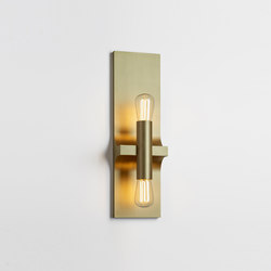 Walcott Twin | Wall lights | Tekna