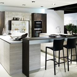 Decors | Fitted kitchens | Poggenpohl