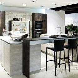Decors | Cucine a parete | Poggenpohl