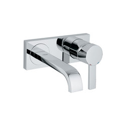 Allure Wall Mount Trim | Robinetterie pour lavabo | Grohe USA