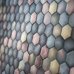 Copycat | Mosaïques métal | De Castelli